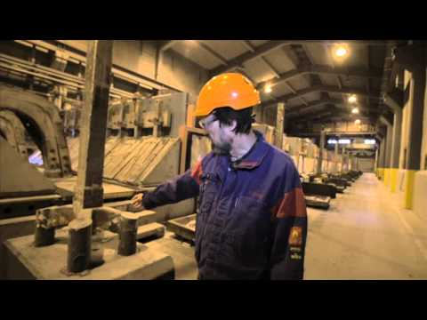 Aluminium-Smelting and Casting