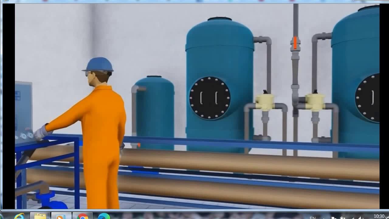 كيف تحصل علي ماء طبيعي صحي مجاني بدون إنقطاع وبدون الارتباط بشبكه المياه العامه فديو لن تري له مثيل