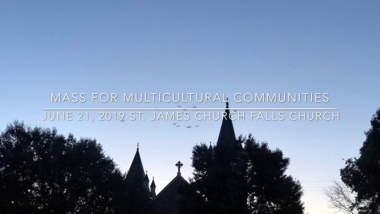 Mass for Multicultural Communities