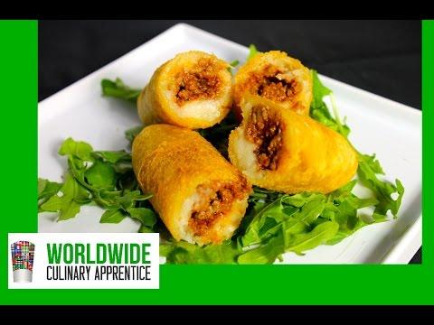 Carimañolas - A delight of Panamanian Cuisine