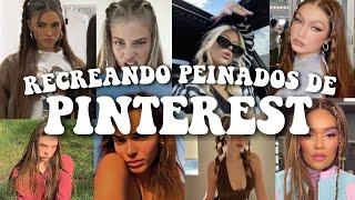 PEINADOS FÁCILES PARA ESTE VERANO 2021   Pinterest Inspo