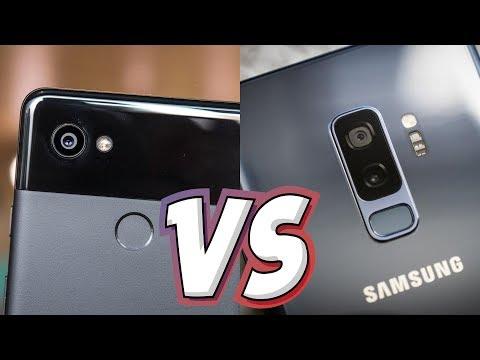 samsung-s9+-vs-google-pixel-2-|-مقارنة-الكاميرا-بين-سامسونج-وجوجل