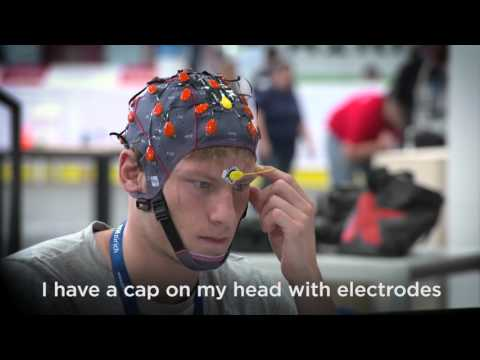 Cybathlon 2016: BCI Race