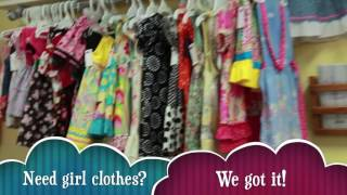 Just Kids Consignment Commercial