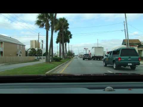 Panama City Beach Florida - Thomas Drive