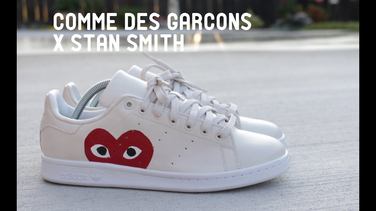 sneakers garcon stan smith