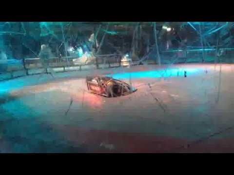 Mechatrons Robots Of Destruction Dublin 2015: Beast Vs Predator