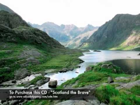 Amazing Grace - Bagpipes - Scotland the Brave