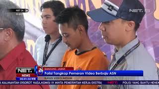 Pelaku Video Mesum 'ASN' Diamankan Polisi - NET24