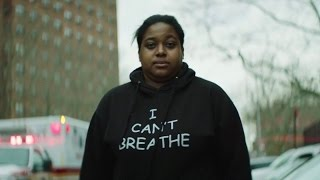 Erica Garner on Bernie Sanders, Black Lives Matter & Being Black in America