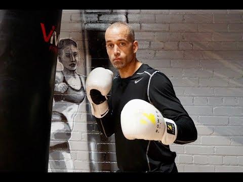Boxing Punching Bag Power HIIT