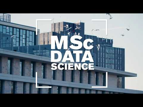 Data Science at the University of Essex