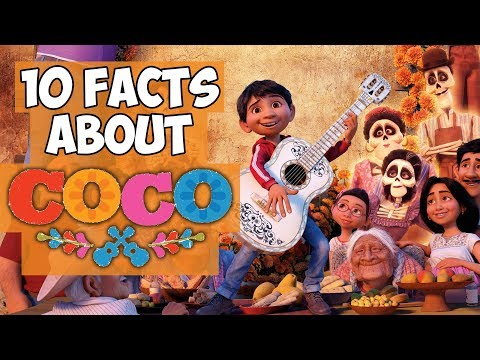 10 Things to Know About Pixar' coco