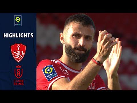 Brest Reims Goals And Highlights