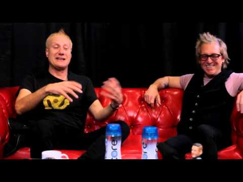 Mike Dolbear Web Show Series 2 Show 2 - Gregg Bissonette and Mark Schulman