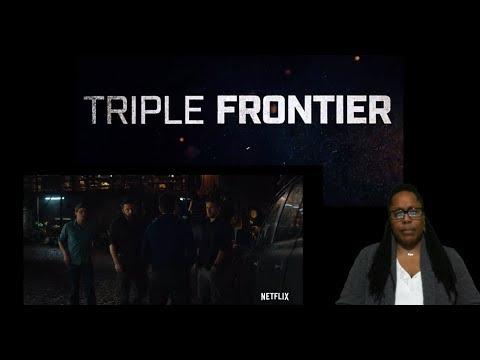 Triple Frontier | Official Trailer | Netflix  (2019) | Reaction