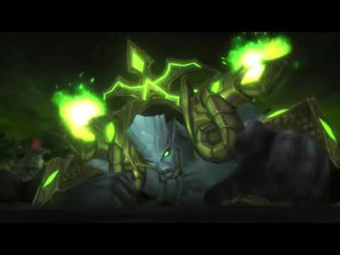 Гибель Архимонда - Финал World of Warcraft Warlords of Draenor