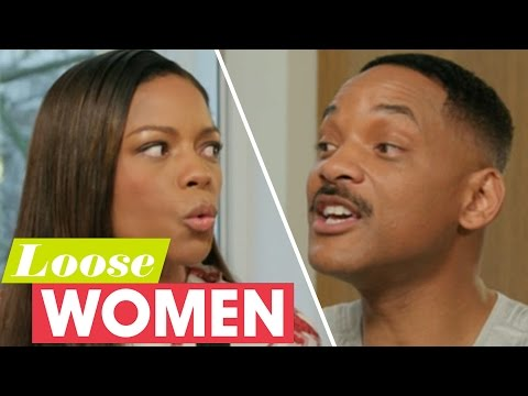 Would Will Snog, Marry Or Avoid Naomie Harris? | Loose Women