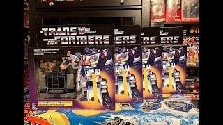 Episode 323 - Toy Hunt for Transformers G1 Reissue Soundwave