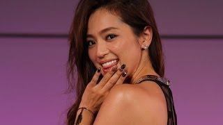 中村アン「ネイルは生きるパワー」  「TOKYO NAILS COLLECTION 2014 A/W part1」(2)
