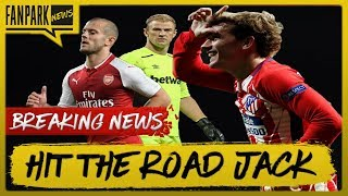 Wilshere Dropped From England Squad | At Madrid Win Europa League - FanPark News