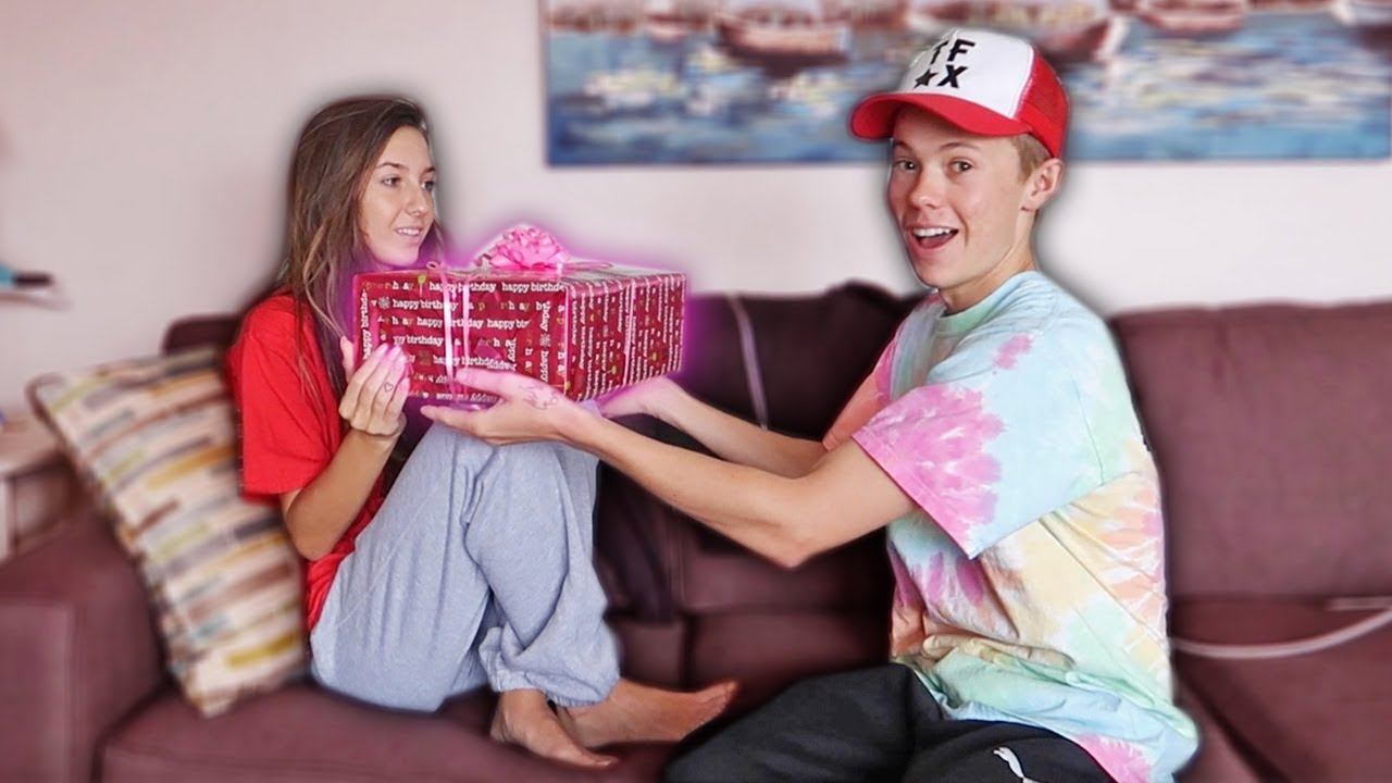 SHOCKING MY GIRLFRIEND WITH A 5000 BIRTHDAY GIFT EMOTIONAL