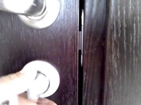 Дверной магнитный замок