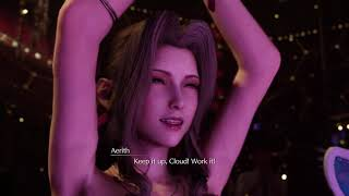 The craziest scene from the Final Fantasy VII Remake