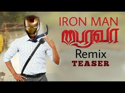 Bhairava Trailer Remix - IRONMAN version