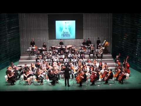 Orquesta Sinfónica del Conservatorio de Cartagena - Danzón Nº2