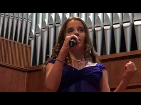 "Amira - ""O Mio Babbino Caro"" (North West University, Potchefstroom, South Africa - 23 November 2016)"