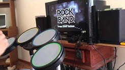 Unlock ALL SONGS - Rock Band [PS3]