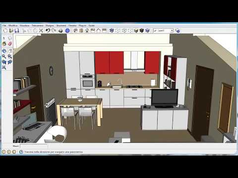 Come Arredare Casa in 3D [multilingual subtitles]