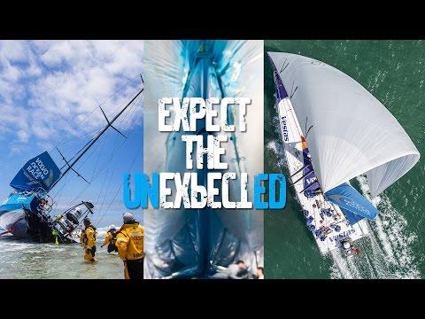 Expect The Unexpected - Team Vestas Wind   Volvo Ocean Race 2014-15