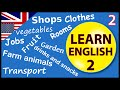 Learn English for beginners:  Lesson 2