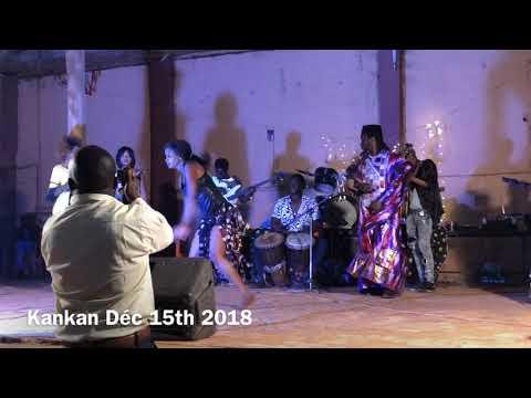 Boka Kouyaté-Dédicace de l'album Balato Fabou