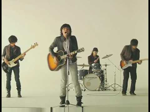 flumpool 「Over the rain」MUSIC VIDEO