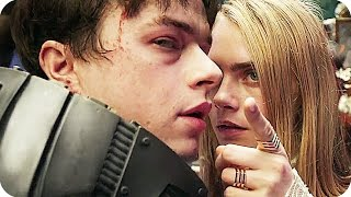 VALERIAN Trailer (2017) Dane DeHaan, Cara Delevingne Science Fiction Movie