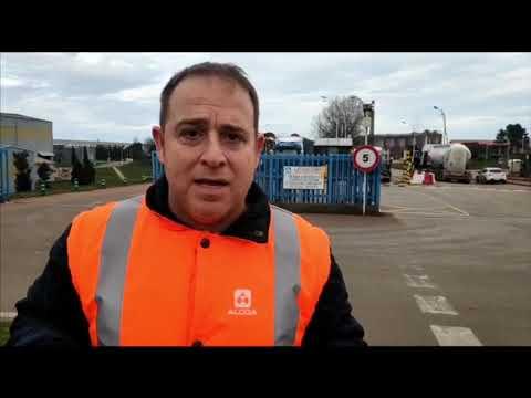"""El comité de Alcoa llama a movilizarse en Lugo: """"Sin industria no hay país"""""""
