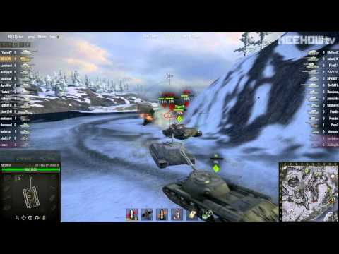World Of Tanks: Battle With VK 4502 (P) Ausf. B (#40)