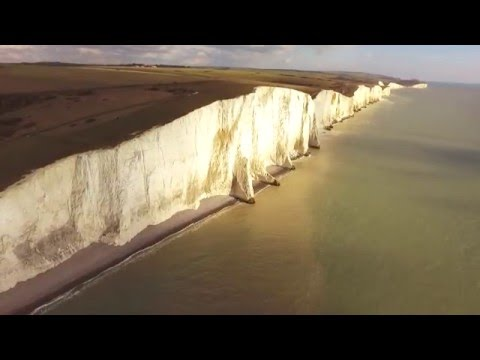 The Severn Sisters Seaford East Sussex