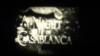 'A Night in Casablanca' 2 of 4 videos