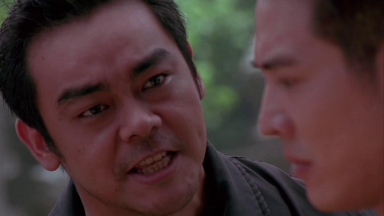 Download Black mask Jet Li vs Detective fight