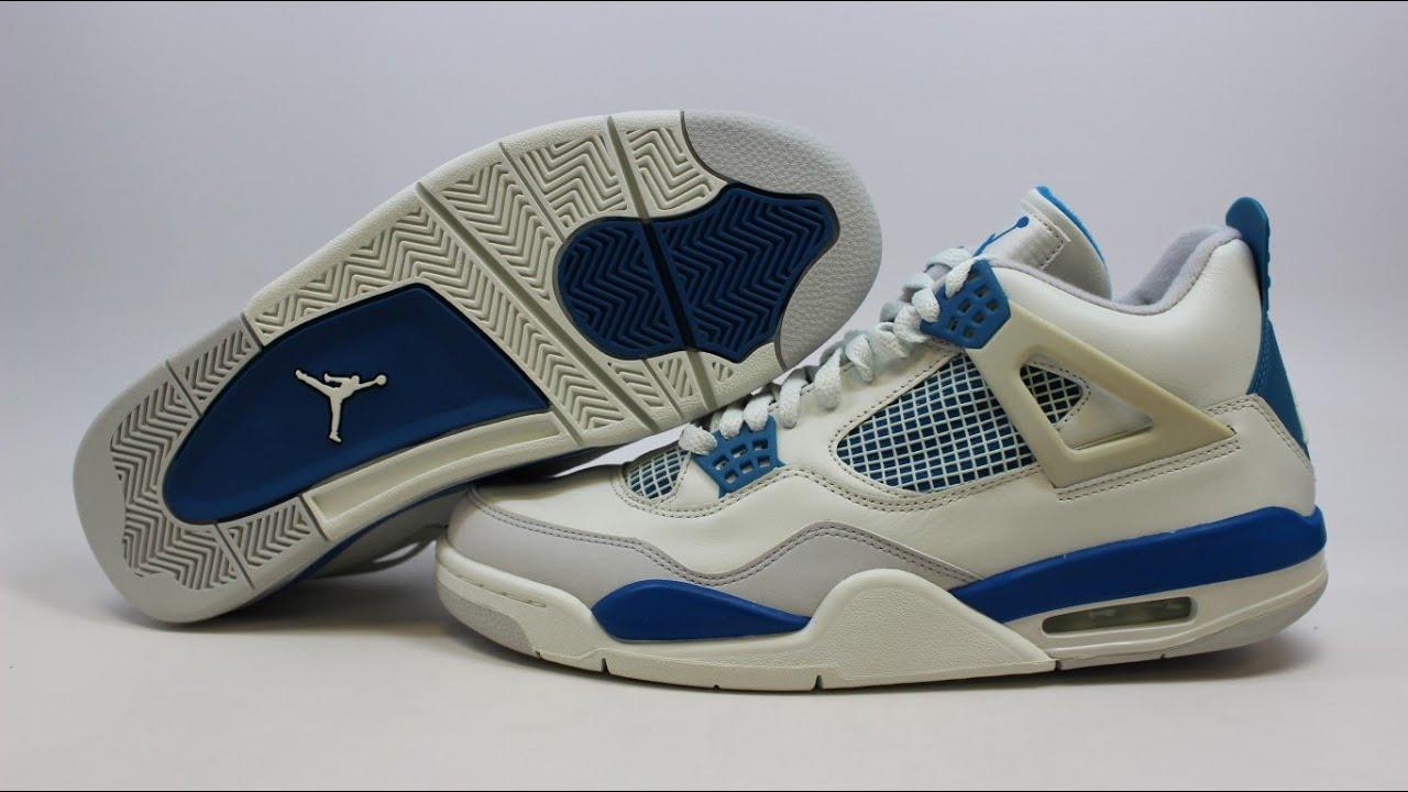 new style b1695 726df Nike Air Jordan 4 IV Retro