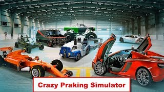 Ridiculous Parking Simulator a Real Crazy Multi Car Driving Racing Game  - iPhone / iOS Game