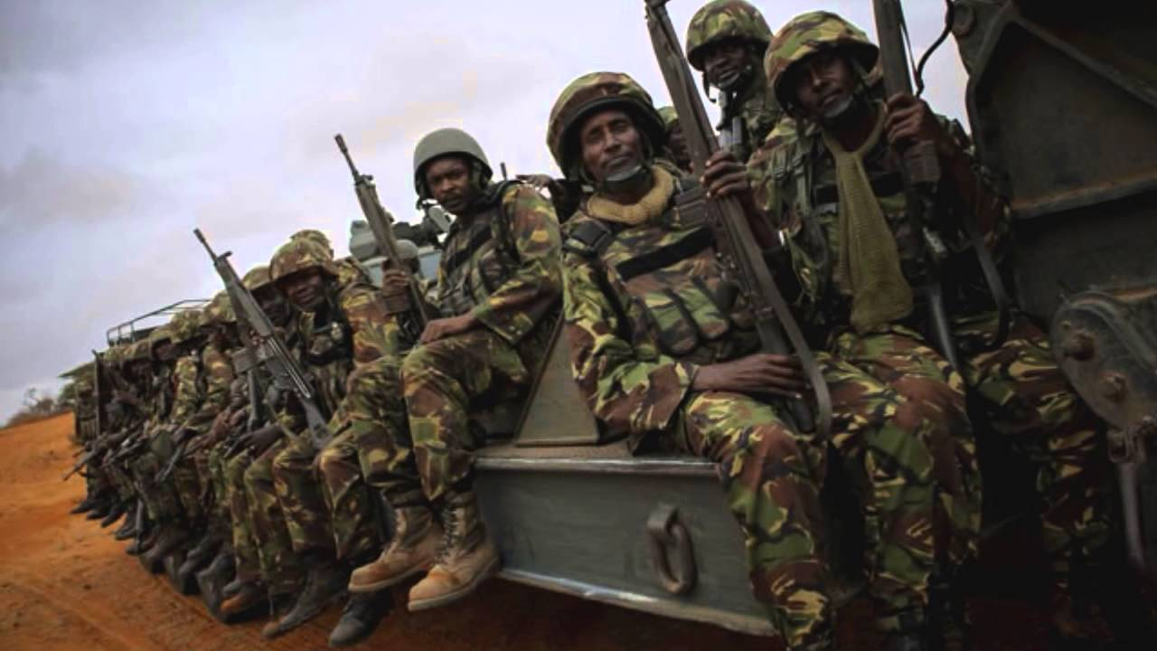 Image result for images of KDF SOLDIERS