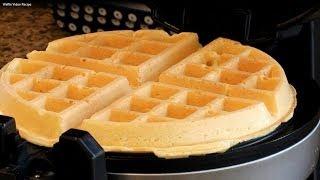 Easy Homemade Belgian Waffle Recipe(, 2014-06-17T21:30:12.000Z)