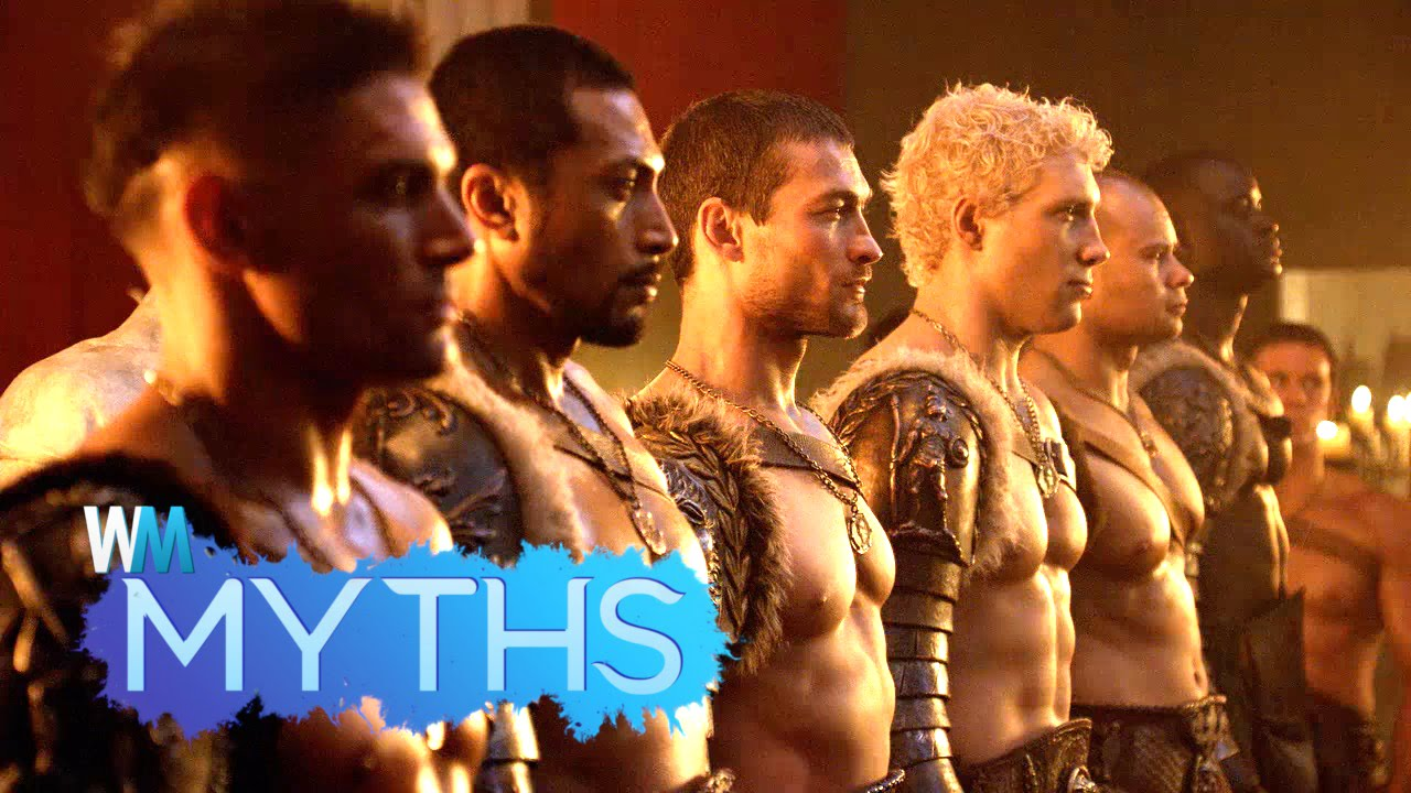 Download Top 5 Myths About Gladiators