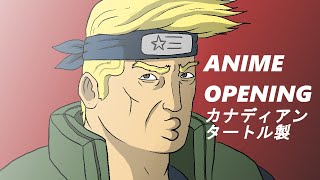Donald Trump Anime Opening (Original Animation)