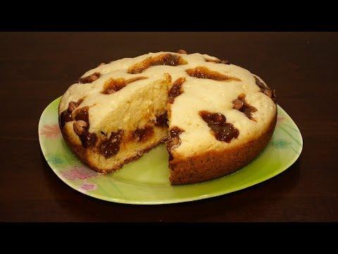 Творожный пирог в мультиварке простой рецепт
